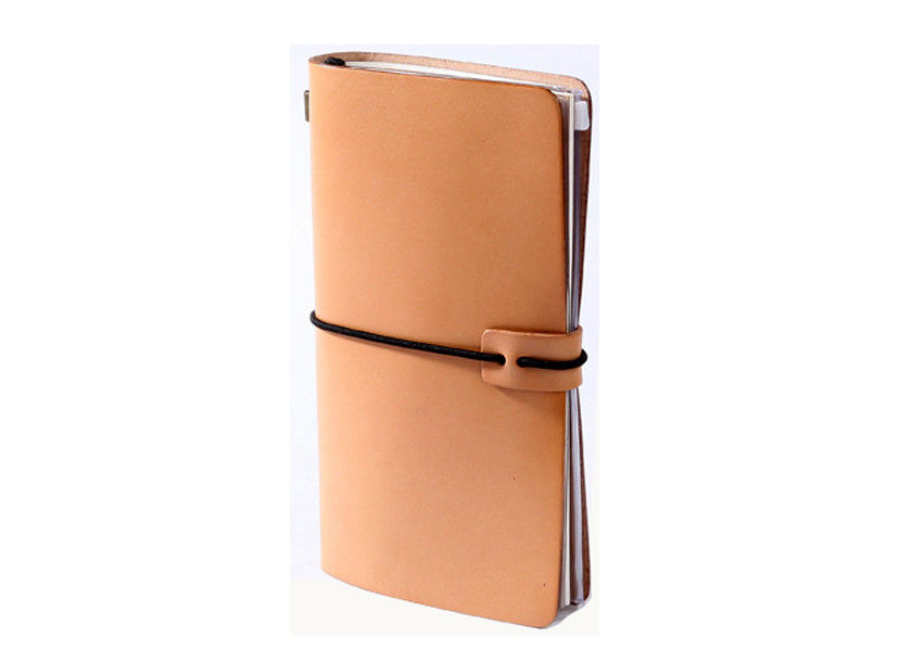 N52-L Primary Colour Handmade Leather Journal Vintage Leather Notebook