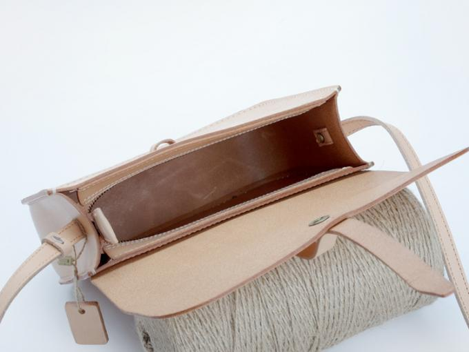 6b02c4d907 Primary Colour Vegetable Tanned Leather Bag Womens Crossbody Handbags  Wholesale