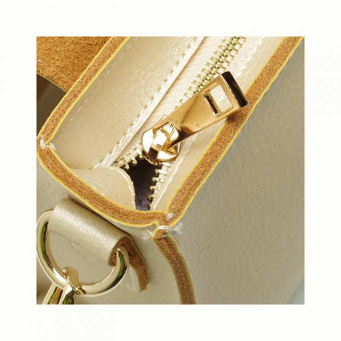 LH-30B Special Golden Printed Leather Flap Bag Ladies Handbags